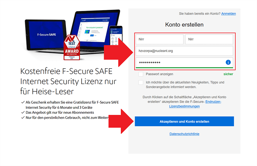 F Secure 6 Months Giveaway 1