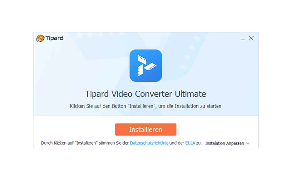 Tiparrd Video Converrter Ultimate 10 Activating 1