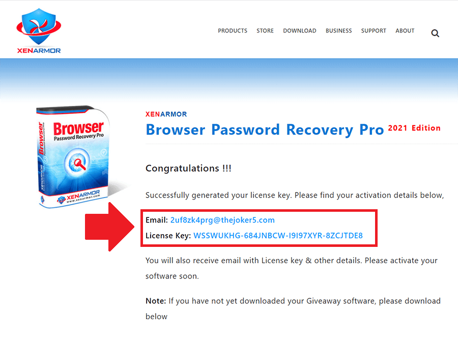 XenArmor Browser Password Recovery Pro 2021 Giveaway 2
