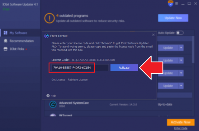 iObit Software Updater PRO 4 Activate 2 Review